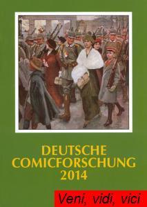 Deutsche Comicforschung 2014