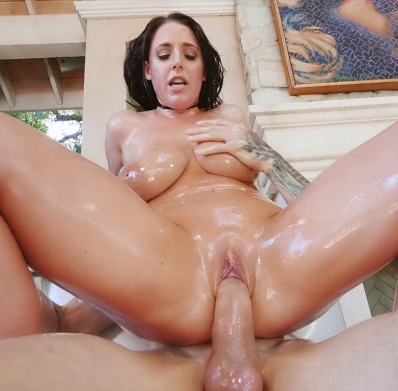 Girlfriend rode cock to orgasm