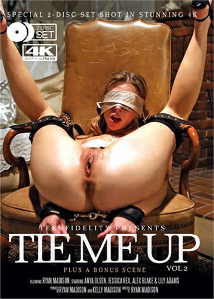 Tie Me Up 2 Cover