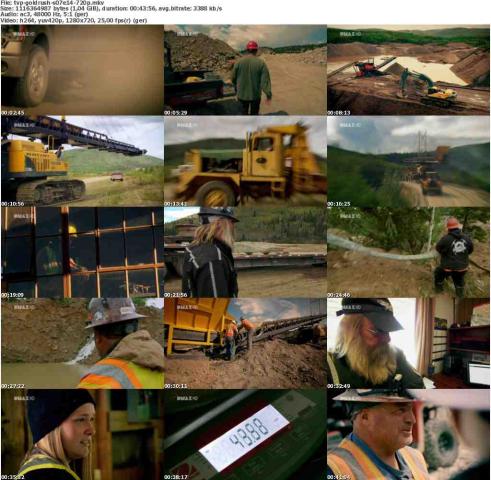Die Schatzsucher Goldrausch in Alaska S07E14 Foerderband fuer Fortgeschrittene German Doku 720p Hdtv x264-Tvp