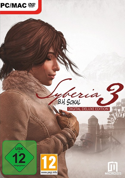 Syberia.3.Deluxe.Edition.Cracked-3DM