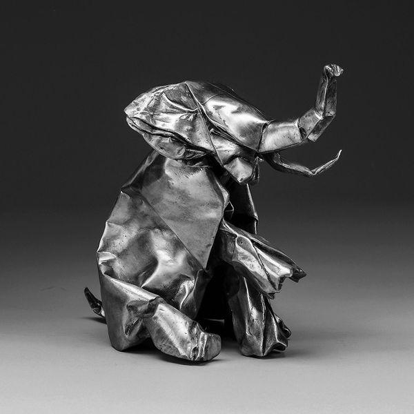 Jlin - Black Origami (2017)