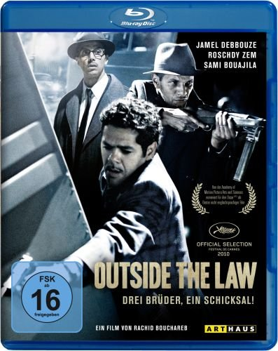 Outside The Law 2010 German 1080p BluRay x264 proper rsg