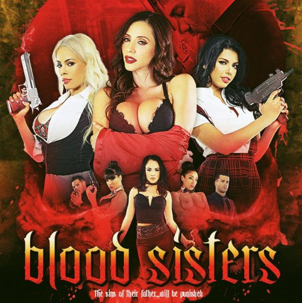 Blood Sisters (2017/WEBRip/SD)