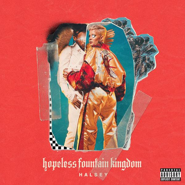 Halsey - hopeless fountain kingdom (2017)