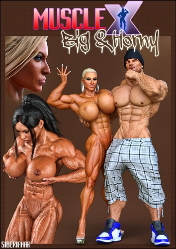 SiberianaR - Muscle X - Big and Horny