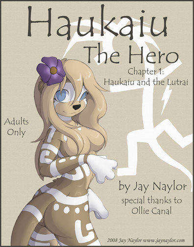 Haukaiu The Hero Cover