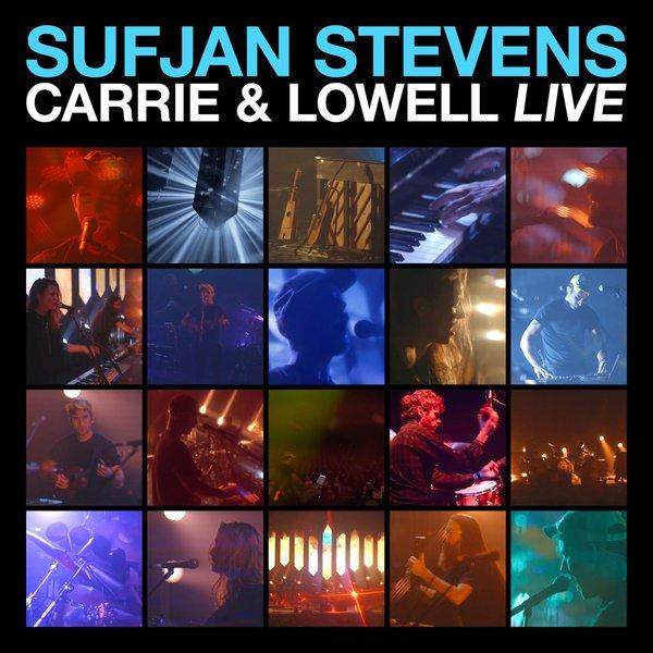 Sufjan Stevens - Carrie & Lowell Live (2017)