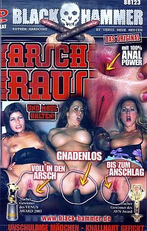 Arsch Raus Und Maul Halten Cover