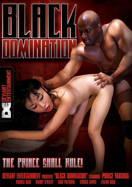 Black Domination 1080p Cover