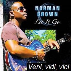 Norman Brown Let It Go 2017