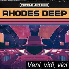 Ronald Jenkees Rhodes Deep 2017
