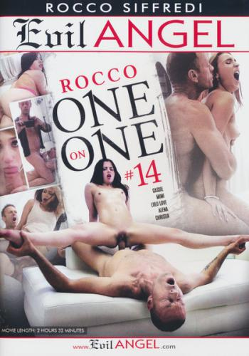 Rocco One On One 14 Cover