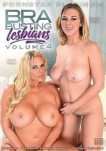 Bra Busting Lesbians 4 Cover