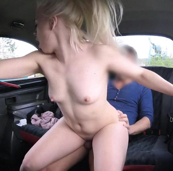 Anna Rey, Lutro - Shy Blonde Teen with Natural Tits 1080p Cover