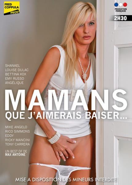 Mamans Que Jaimerais Baiser Cover
