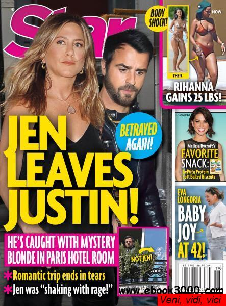 Star Magazine Usa May 08 2017