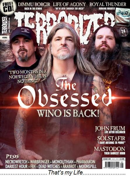 Terrorizer Issue 281 May 2017