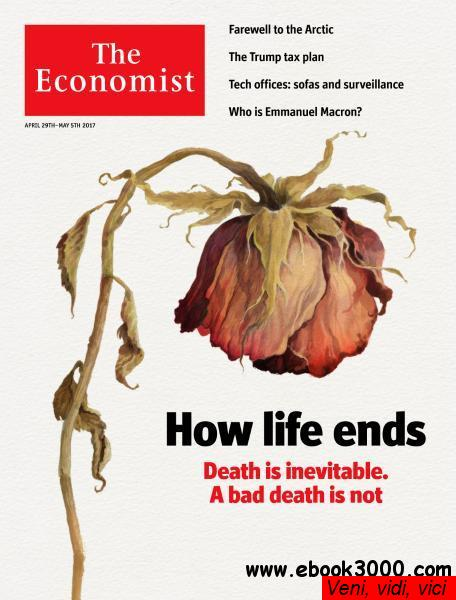 The Economist Europe April 29 May 5 2017