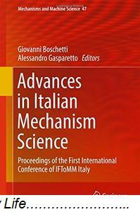Advances.in.Italian.Mechanism.Science