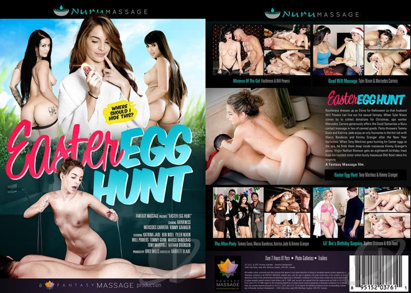 Cover Easter Egg Hunt
