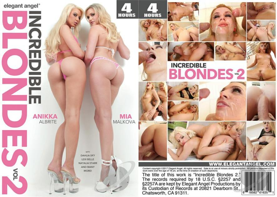 Cover Incredible Blondes Vol. 2