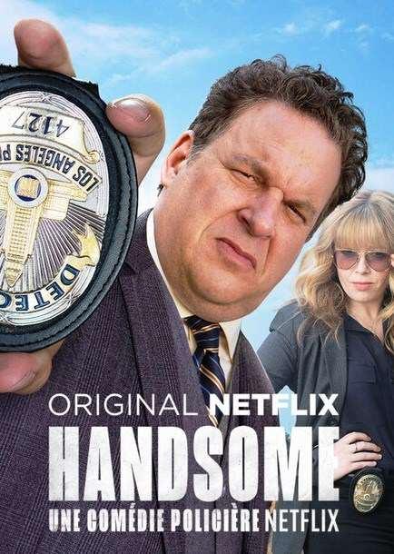 Handsome : Une comédie policière Netflix FRENCH WEBRIP