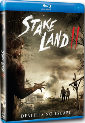 Stake Land II - The Stakelander (2016) BDRIP 480p AC3 ITA ENG SUBS-BINNU