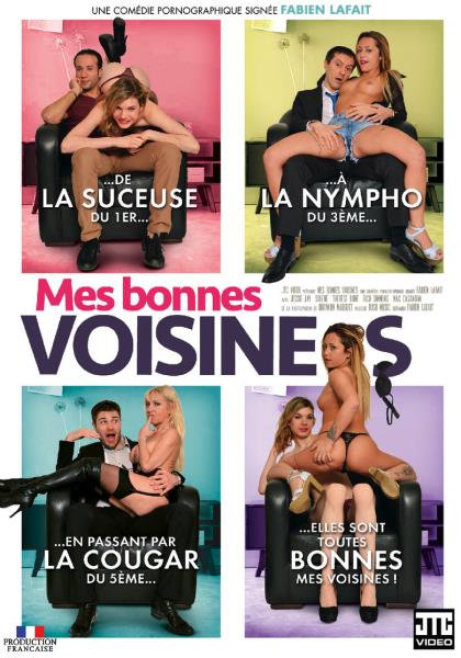 Mes Bonnes Voisines (2015/WEBRip/HD)