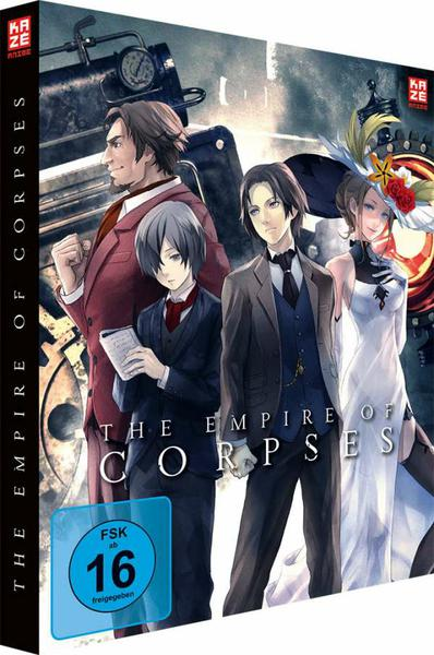 download Project Itoh - The Empire of Corpses 2015 ANiME