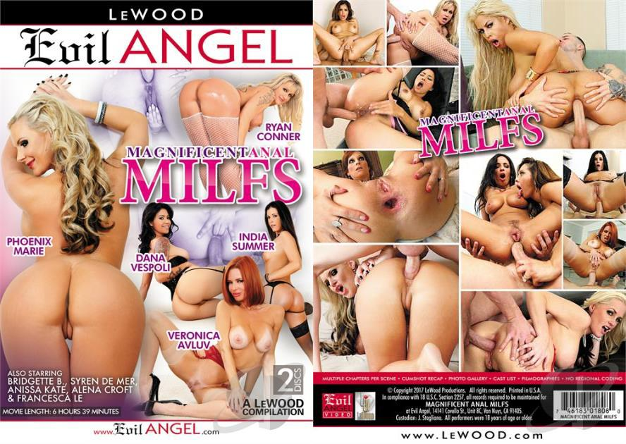Cover Magnificent Anal MILFs