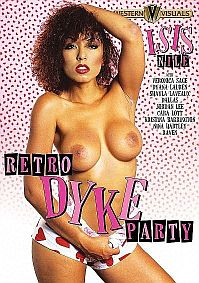 Retro Dyke Party Cover
