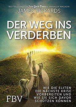 Buch Cover für Der Weg ins Verderben