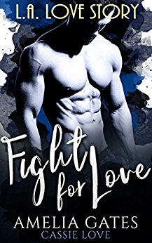 Buch Cover für Fight for Love: L.A. Love Story