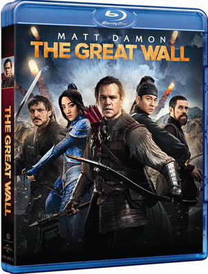 The Great Wall (2016) Bluray RIP 720p AC3 ITA ENG SUBS-BINNU