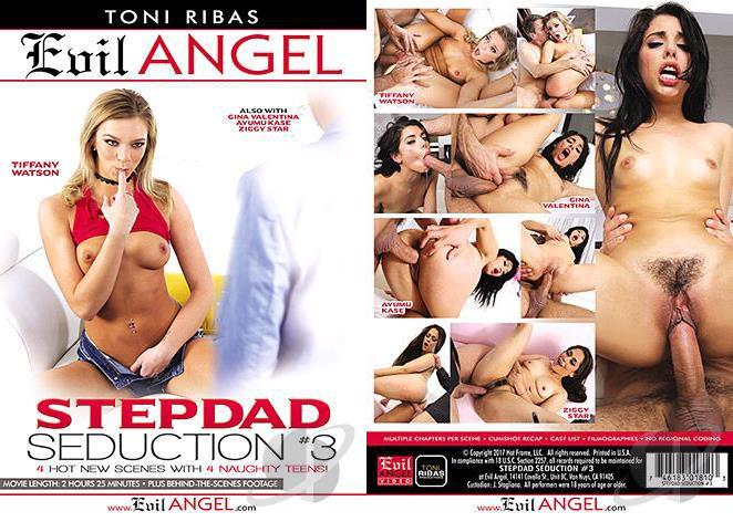 Cover Stepdad Seduction #3