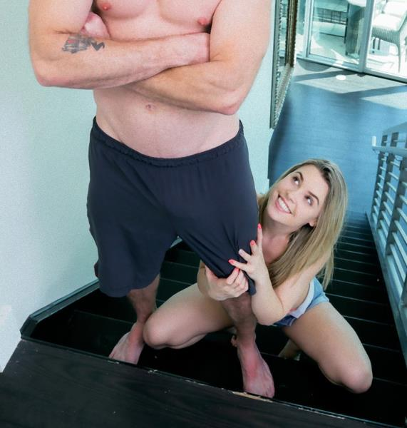 Aubrey Sinclair - Big Dick Piledrive for Tight Pussy 720p