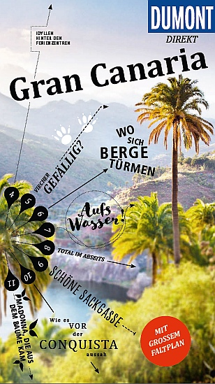 Dumont - Direkt-Reiseführer - Gran Canaria
