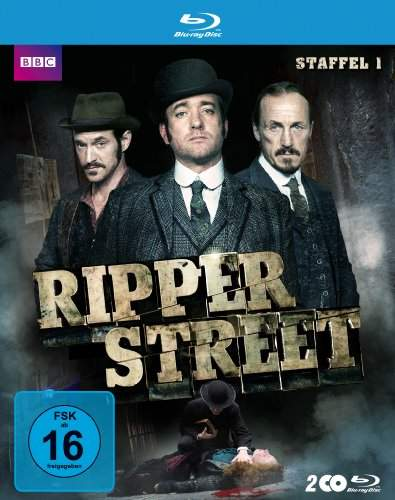 download Ripper Street S01 - S04