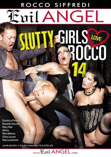 Slutty Girls Love Rocco 14 (2017) WEBRip/FullHD