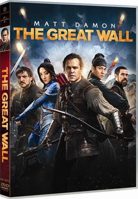 The Great Wall (2016) DVD5 Compresso ITA SUB