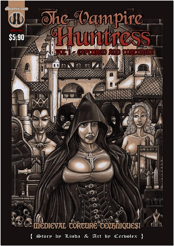 DBComix - The Vampire Huntress Volume 1-3