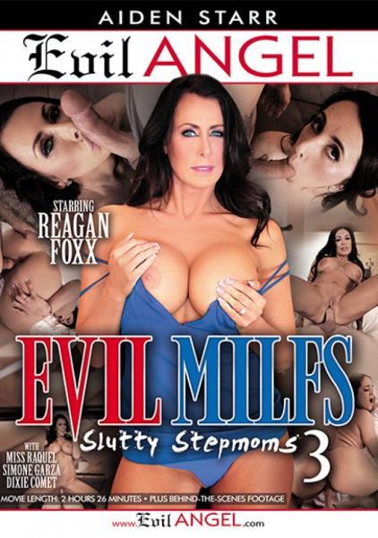 Evil MILFs 3: Slutty Stepmoms (2017/WEBRip/FullHD)