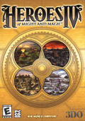 Heroes of Might and Magic 4 Deutsche  Texte, Untertitel, Menüs, Videos, Stimmen / Sprachausgabe Cover
