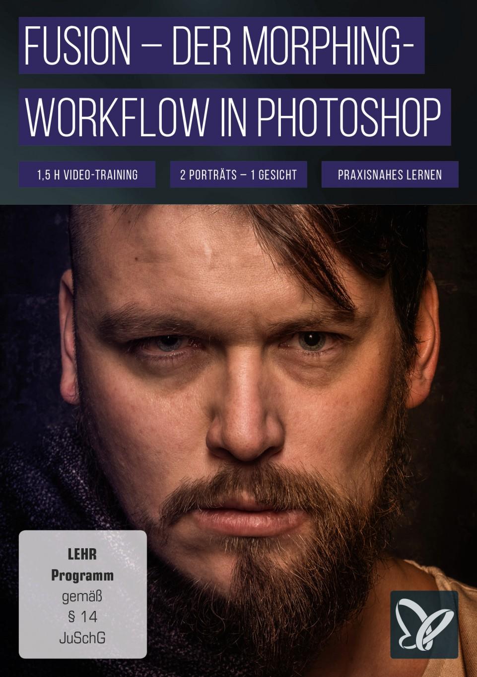download PSD.Tutorials.Fusion.Der.Morphing.Workflow.in.Photoshop.German-BLZiSO