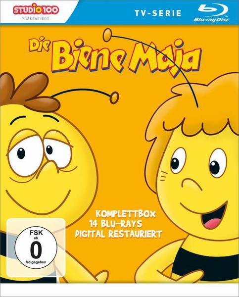 Die Biene Maja s02 DiSC 4 ANiME german complete bluray iFPD