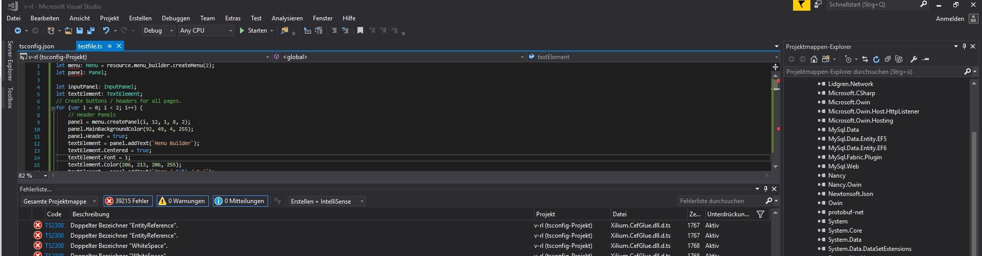 Pure JS Menu Builder   Page 2   GTA Network Forum
