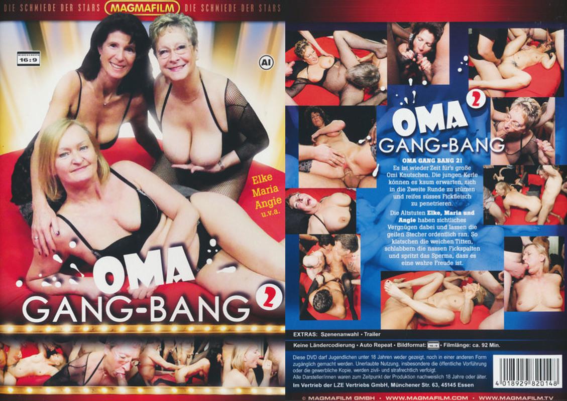 Cover Oma Gang-Bang 2