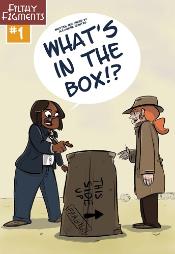 FilthyFigments - What's in the Box