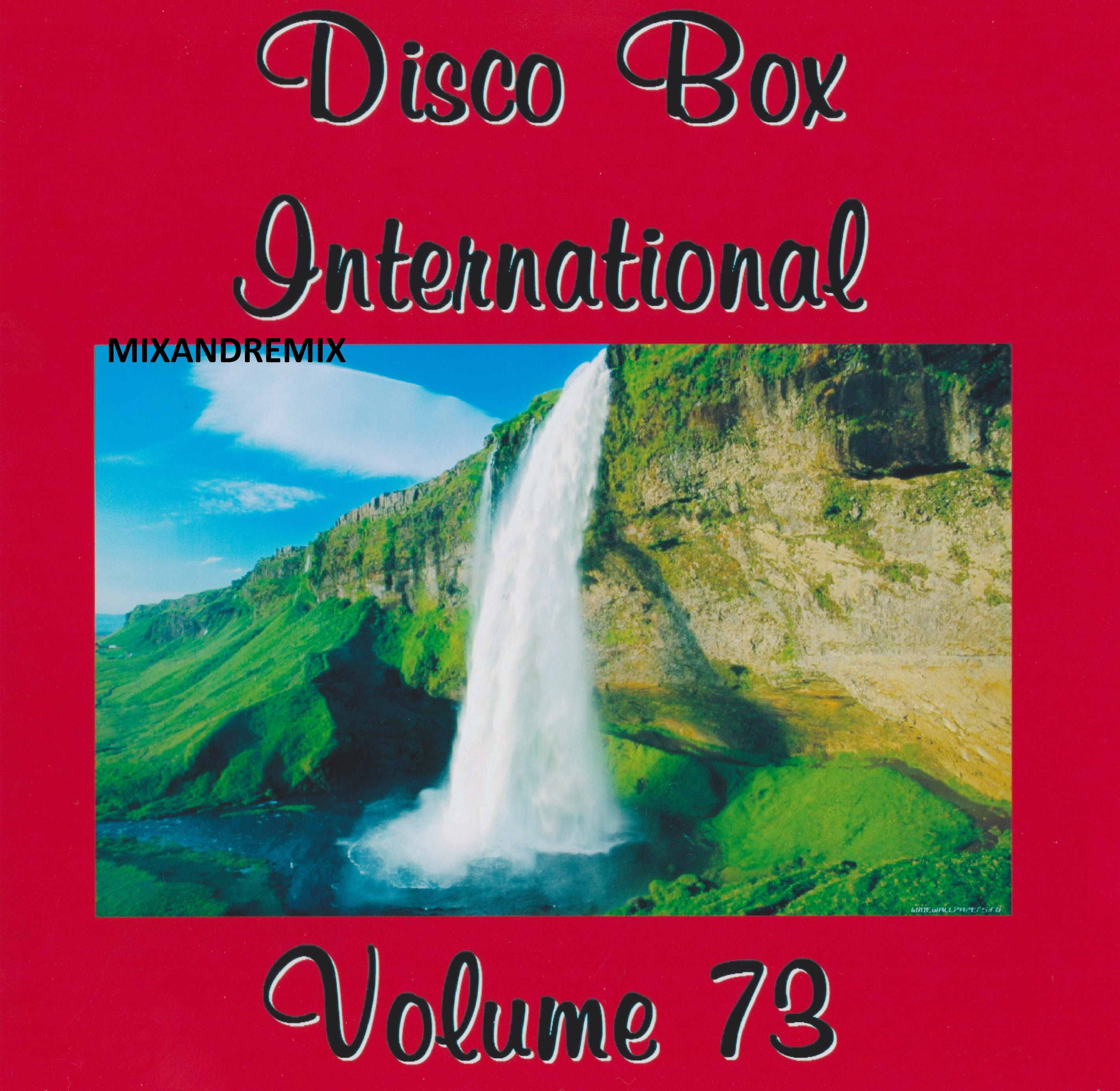 Disco Box International Vol. 73